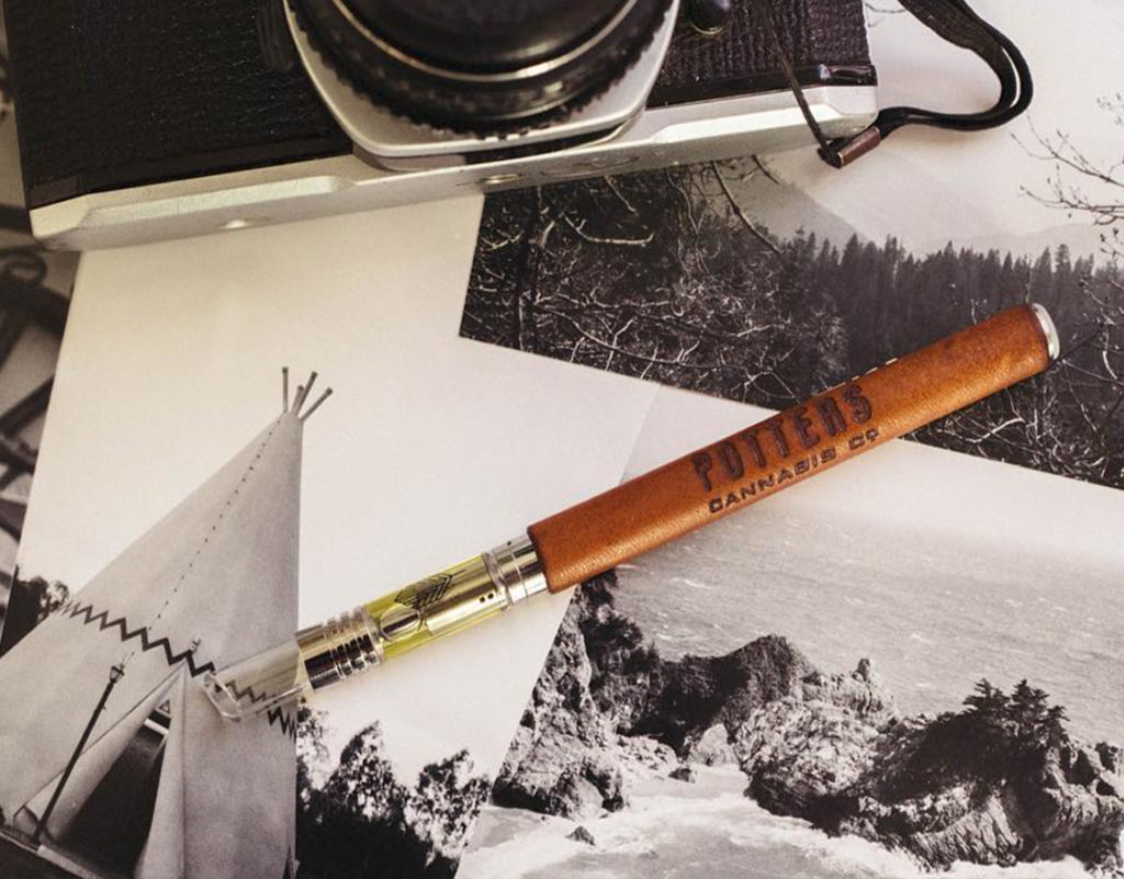 Potters Pen - The New Smoker