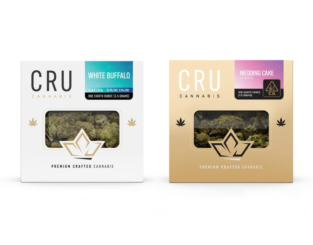 CRU Pre-Packed Flower - The New Smoker